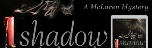 🎧 Audio Blog Tour: Shadow in the Smoke by Jo A. Hiestand