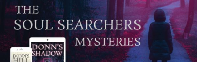 🎧 Audio Series Blog Tour: The Soul Searchers Mysteries by Caryn Larrinaga