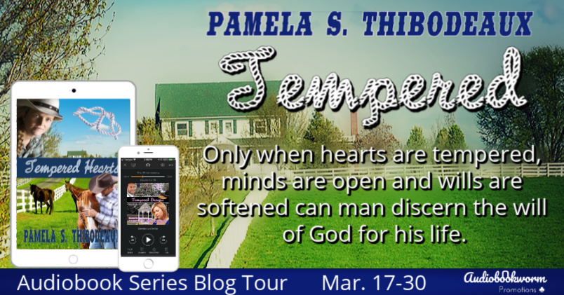 Audiobook Series Tour: The Tempered Series by Pamela S. Thibodeaux