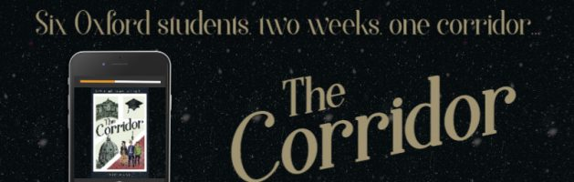 🎧 Audio Blog Tour: The Corridor by Vic Neal
