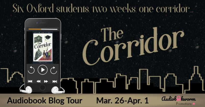 Audiobook Blog Tour: The Corridor by Vic Neal