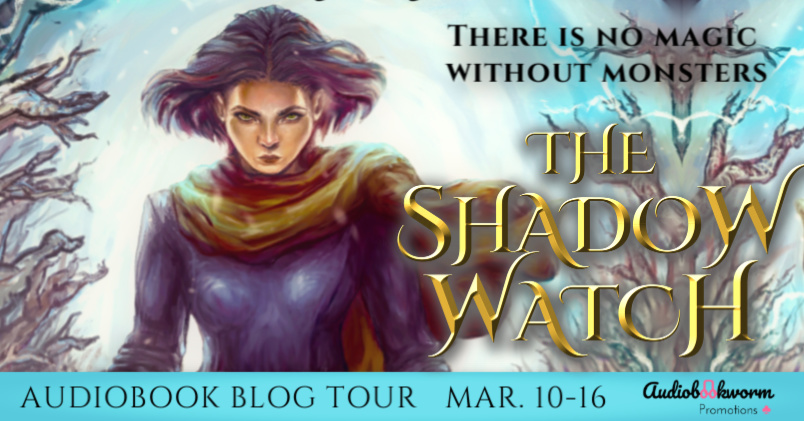 Audiobook Blog Tour: The Shadow Watch by S.A. Klopfenstein