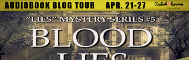 🎧 Audio Blog Tour: Blood Lies by Andrew Cunningham