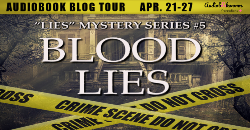 Audiobook Blog Tour: Blood Lies by Andrew Cunningham