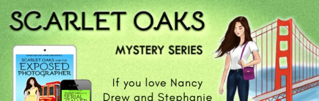 🎧 Audio Series Blog Tour: Scarlet Oaks Mystery Series by Michaela James