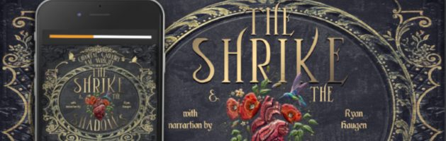 🎧 Audio Blog Tour: The Shrike & the Shadows by Chantal Gadoury & A.M. Wright