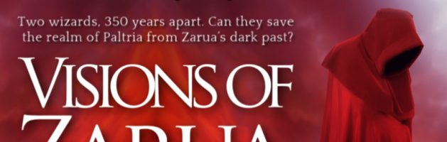 🎧 Audio Blog Tour: Visions of Zarua by Suzanne Rogerson