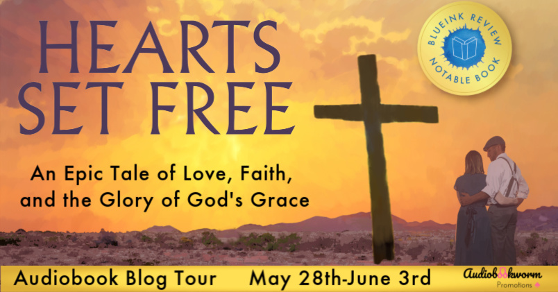 Audio Blog Tour: Hearts Set Free by Jess Lederman