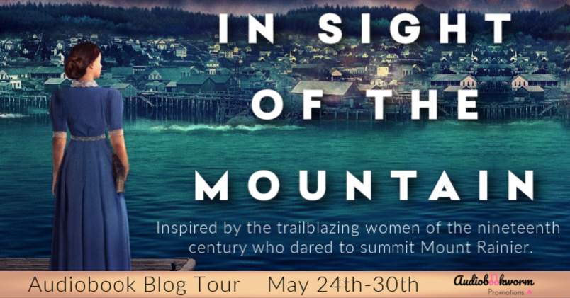 Audio Blog Tour: In Sight of the Mountain by Jamie McGillen