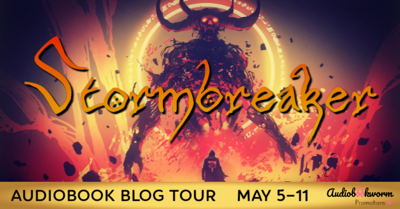 Audiobook Blog Tour: Stormbreaker by Matt Sconce