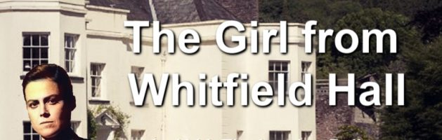 🎧 Audio Blog Tour: The Girl from Whitfield Hall by Pete Harrison