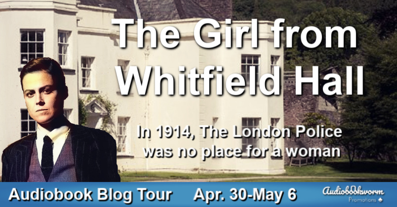 Audiobook Blog Tour: The Girl from Whitfield Hall by Pete Harrison