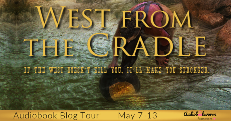 Audiobook Blog Tour: West from the Cradle by Brigid Amos