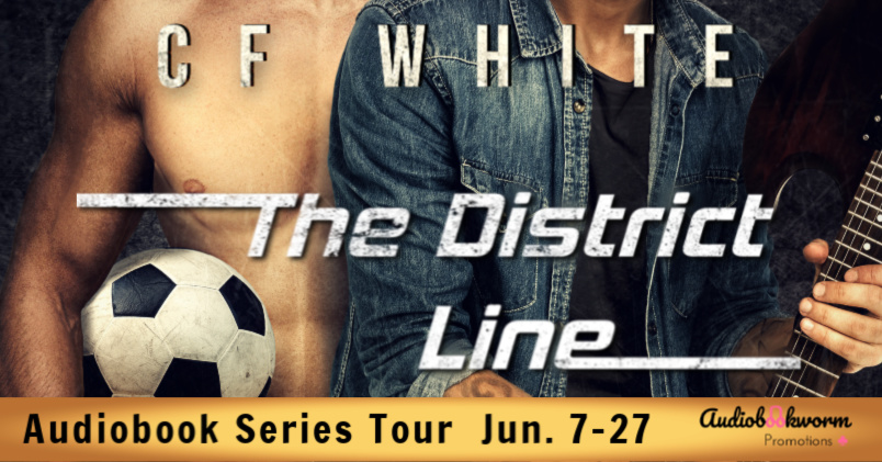 Audiobook Series Tour: The District Line by CF White