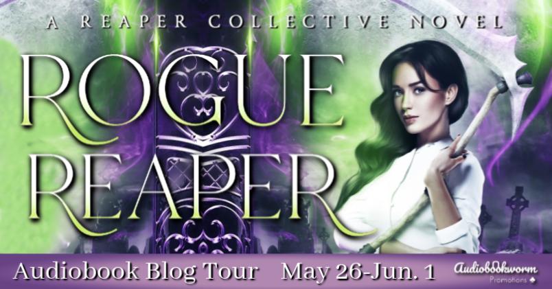 Audio Blog Tour: Rogue Reaper by Riley Archer