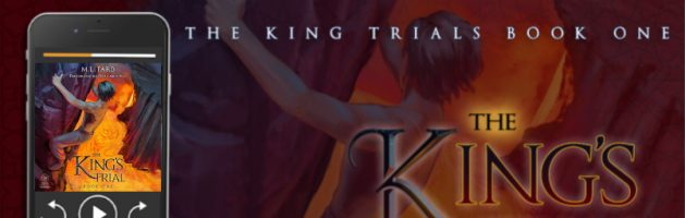 🎧 Audio Tour: The King's Trial by M.L. Farb