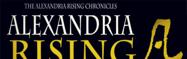 🎧 Audio Blog Tour: Alexandria Rising by Mark Wallace Maguire
