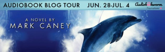 🎧 Audio Blog Tour: Dolphin Way by Mark Caney