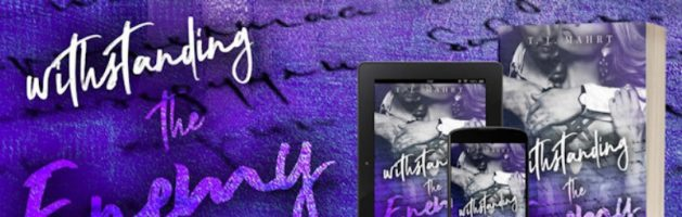 🎧 Audio Blog Tour: Withstanding the Enemy by T.L. Mahrt