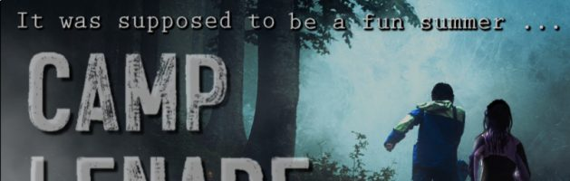 ⭐️ Audio Blog Tour: Camp Lenape by Timothy R. Baldwin