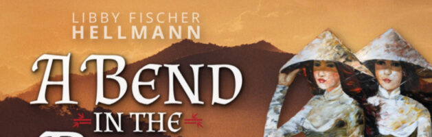 ⭐️ Audio Blog Tour: A Bend in the River by Libby Fischer Hellmann