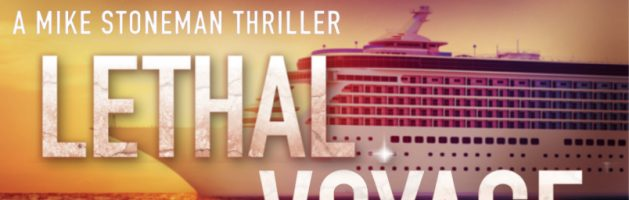 ⭐️ Audio Blog Tour: Lethal Voyage by Kevin G. Chapman