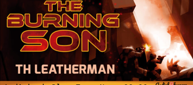 ⭐️ Audio Blog Tour: The Burning Son by TH Leatherman