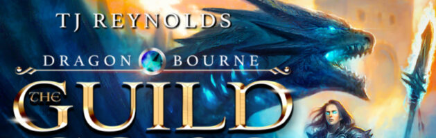 🎧 Audio Blog Tour: The Guild Core by T.J. Renyolds
