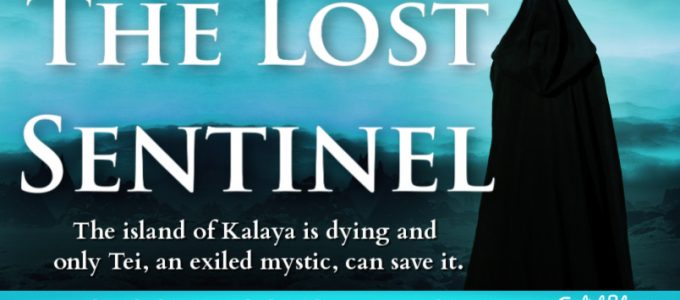 ⭐️ Audio Blog Tour: The Lost Sentinel by Suzanne Rogerson