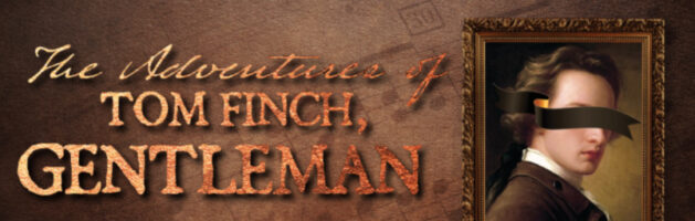 ⭐️ Audio Blog Tour: The Adventures of Tom Finch, Gentleman by Lucy May Lennox