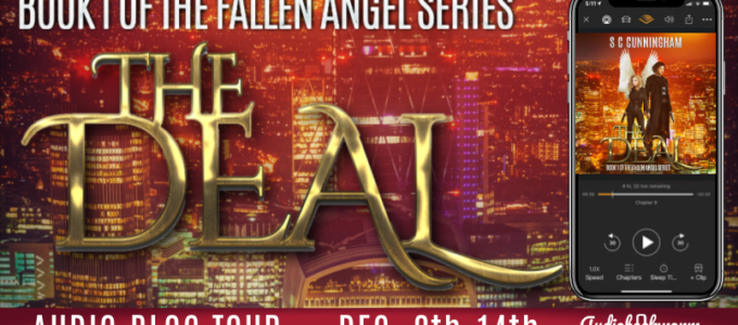 ⭐️ Audio Blog Tour: The Deal by SC Cunningham