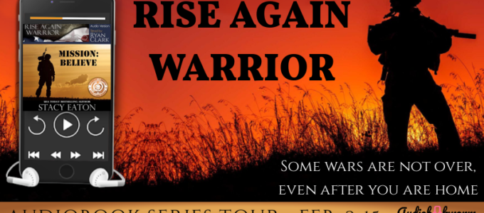🎧  Audio Series Tour: Rise Again Warrior by Stacy Eaton