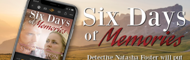 🎧  Audio Blog Tour: Six Days of Memories by Stacy Eaton