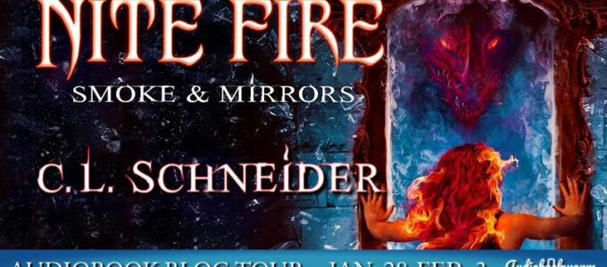 🎧   Audio Blog Tour: Smoke & Mirrors by C.L. Schneider