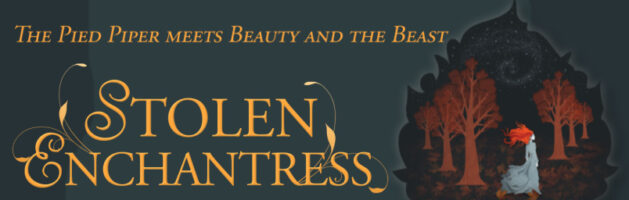⭐️ Audio Blog Tour: Stolen Enchantress by Amber Argyle