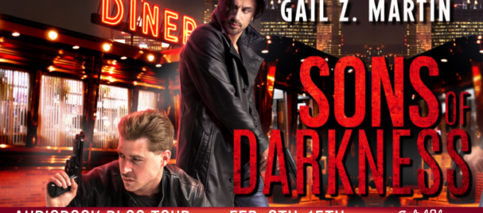 🎧 Audio Blog Tour: Sons of Darkness by Gail Z. Martin