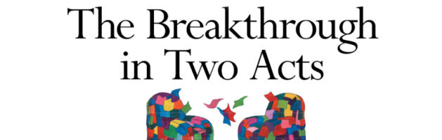 🎧 Audio Blog Tour: The Breakthrough in Two Acts by Fredric C. Hartman PhD