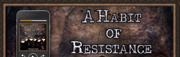 🎧 Audio Blog Tour: A Habit of Resistance by Fernando Torres