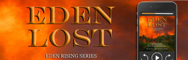 ⭐️ Audio Blog Tour: Eden Lost by Andrew Cunningham