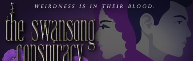 ⭐️ Audio Blog Tour: The Swansong Conspiracy by Nick Vossen