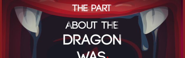 ⭐️ Audio Blog Tour: The Part About the Dragon Was (Mostly) True by Sean Gibson