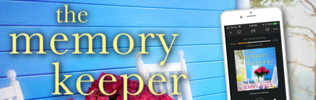 🎧 Audio Tour: The Memory Keeper by Jenny Hale