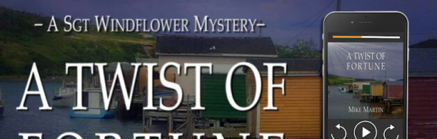 🎧 Audio Tour: A Twist of Fortune by Mike Martin