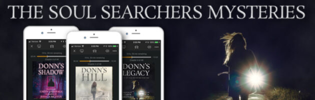 🎧 Audio Series Tour: The Soul Searchers Mysteries by Caryn Larrinaga